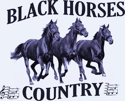 BLACK HORSE COUNTRY logo officiel